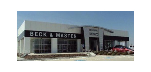 Beck & Masten GMC Explorer Van Superstore