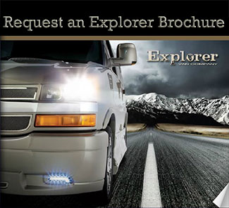 Explorer Van Digitial Brochure